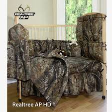Complete Nursery Furniture Set by Camo Bedding For The Newest Hunters Realtree Crib Comforter Sets