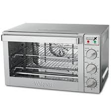 Waring Toaster Ovens Waring Wco500x Commercial Half Size Convection Oven Counter