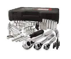 craftsman 165 piece mechanics tool set