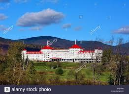 mount washington hotel bretton woods white mountains new stock