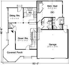 victorian style house plan 4 beds 2 50 baths 1823 sq ft plan