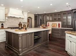 two color kitchen cabinet ideas two tone painted kitchen cabinet ideas house and decor yeo lab