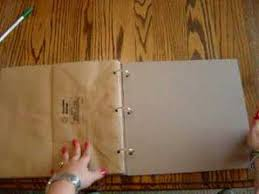 chipboard albums 12x12 chipboard and paper bags album scraponthis