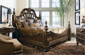 Fabric Bedroom Furniture by Lovely High End Bedroom Furniture With White Leather Bed And Black