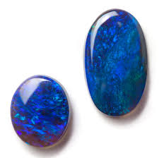 natural white opal opal gemstone buzz