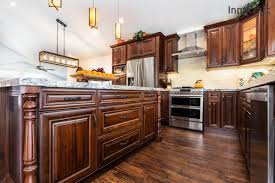 what color countertops with walnut cabinets american walnut rta cabinets cabinet city kitchen and bath