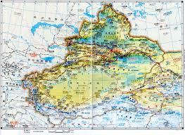 Map Of China Provinces by Xinjiang Map U0026 Location China Maps Map Manage System Mms