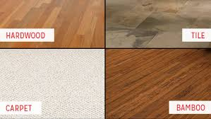 Different Kinds Of Rugs The What Kind Of Flooring Is Best For Bathrooms Within Ideas 25