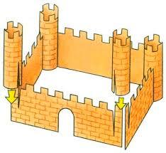 25 cardboard castle ideas cardboard box