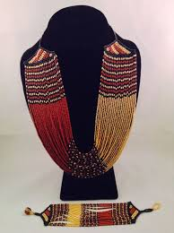 best 25 diy zulu necklace ideas on pinterest diy leather zulu