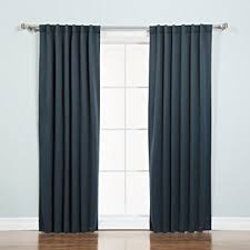 Navy Blackout Curtains Best Home Fashion Thermal Insulated Blackout Curtains