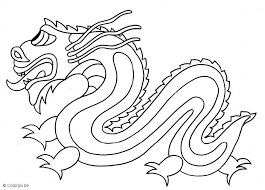 printable 21 chinese dragon coloring pages 4249 chinese dragon