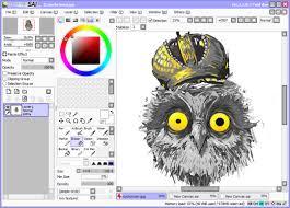 more shortcuts sai paint tool