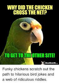 Chicken Meme Jokes - 25 best memes about free range chicken free range chicken memes