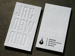 Extra Thick Business Cards Best 25 Thick Business Cards Ideas Only On Pinterest Business