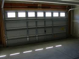 Overhead Door Curtains Garage Door Window Curtains Decor With Ideas For Patio
