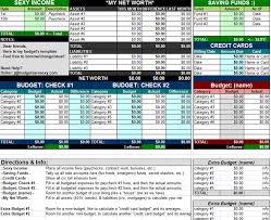 Excel Spreadsheet 10 Free Excel Spreadsheet Templates To Help Explode Your Wealth