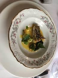 agastache cuisine flé de gaspésie marinière de moules à l agastache romanesco et