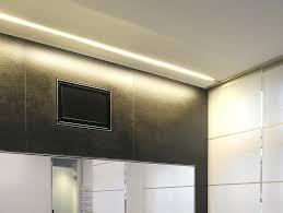 led deckenleuchte fã r badezimmer badezimmer led deckenleuchte aluminium profil bad ip65 vogelmann