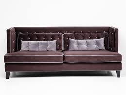 Seater Fabric Sofa DENVER VELVET By KAREDESIGN - Denver sofa