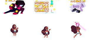 steven universe save the light review steven universe stickers the light series features attack the