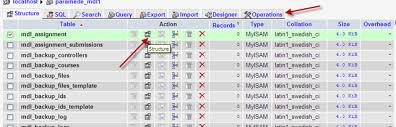 Change Table From Myisam To Innodb Convert Myisam To Innodb Using Phpmyadmin For Moodle Aryan Nava