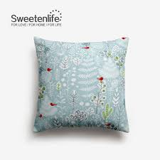Home Decor For Cheap Wholesale by Online Get Cheap Red Bird Pillow Aliexpress Com Alibaba Group