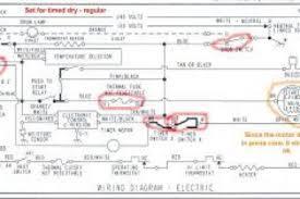 frigidaire dryer door switch wiring diagram wiring diagram