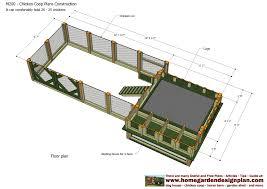 Chicken Coop Floor Plan Chicken Coop Designs For 200 Chickens Chicken Coop Design Ideas