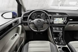 volkswagen phideon interior it u0027s official all new vw touran based on mqb platform w video