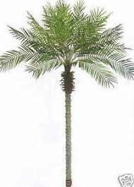 8 artificial palm tree plant bush silk pool patio deck date