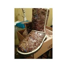 ugg alena sale 51 ugg boots flash sale nwt chagne sequin ugg