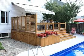 Outdoor Patio Design Software Montreal Patio Design Software Deck Traditional With Ipe Metal
