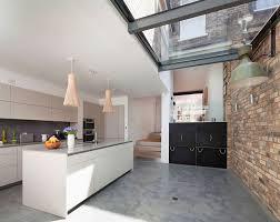 Kitchen Modern Interior Design Modern Refurbishment Of London Home Fashions A Breezy Flowing