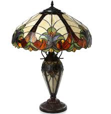 Tiffany Table Lamps Ordinary Tiffany Style Lamps Ebay Part 11 Antique Stained Glass