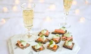 canap recipe canape these shrimp and cheese canapes are a keeper uber delicious