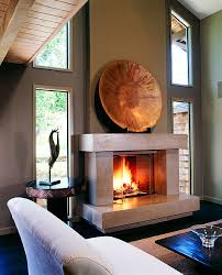 poured concrete hearth google search fireplace pinterest