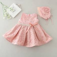 newborn baby dress 1 year baby birthday dress lace