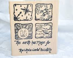Card Making Magic - inspirational stamps etsy