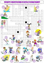 crossword profession occupation u0026 english vocabulary jobs