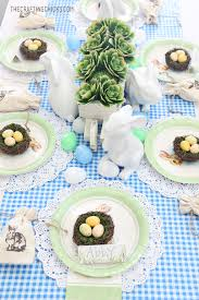 place settings easter kid table place settings the crafting