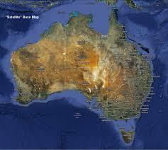 atlas map of australia satellite map of australia major tourist attractions maps