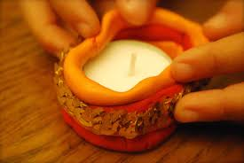 how to decorate home for diwali make a