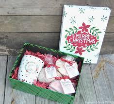 christmas gift wrap sets 3 diy mug gift sets that look expensive simple made pretty