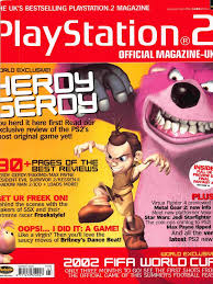 official ps2 magazine uk issue 20 spider man video games