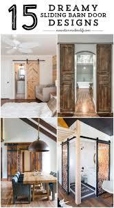 Barn Doors Designs by 286 Best Barn Doors Images On Pinterest Sliding Barn Doors