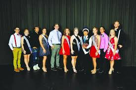 bureau valley bureau valley high s homecoming court members saukvalley com