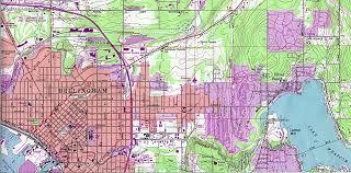 Street Map Of Washington Dc by Washington County Map
