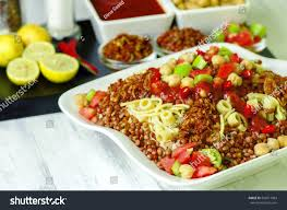 cuisine le gal cuisine traditional fooddelicious kushary stock