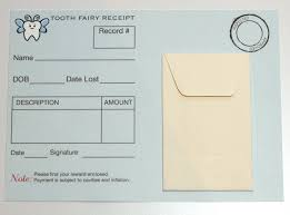 tooth fairy card keepsakes type a mommy everythings